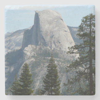 Half Dome from Panorama Trail I Stone Beverage Coaster