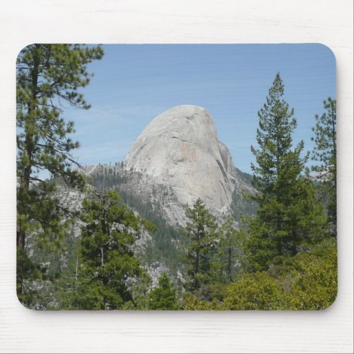 Half Dome from Panorama Trail II Mousepad