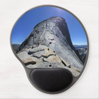 Half Dome from the Base of the Cables - Yosemite Gel Mouse Pad
