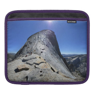 Half Dome from the Base of the Cables - Yosemite iPad Sleeve