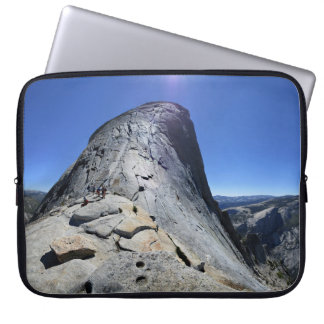 Half Dome from the Base of the Cables - Yosemite Laptop Sleeve