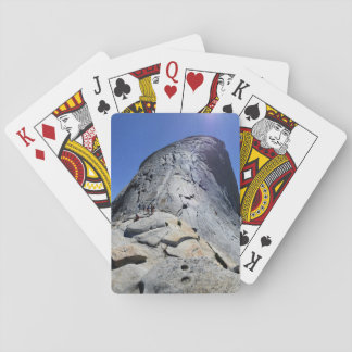 Half Dome from the Base of the Cables - Yosemite Playing Cards