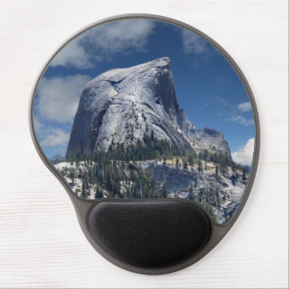 Half Dome from the North - Yosemite Gel Mouse Pad