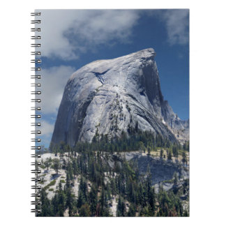 Half Dome from the North - Yosemite Notebook