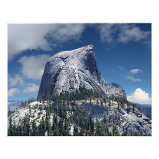 Half Dome from the North - Yosemite Photo Print