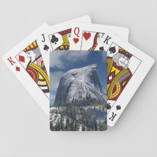 Half Dome from the North - Yosemite Playing Cards