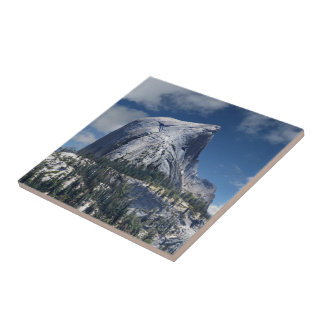 Half Dome from the North - Yosemite Tile