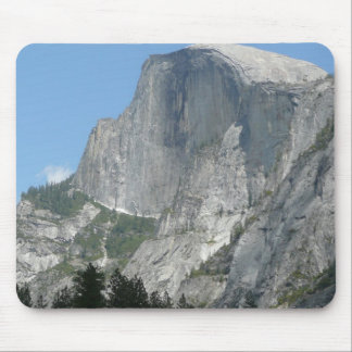Half Dome from the Side Yosemite Mousepad