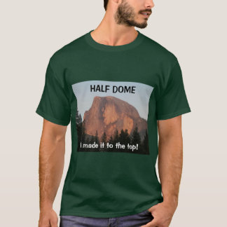 Half Dome - I Made It To The Top