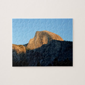 Half Dome in Late Afternoon Jigsaw Puzzle