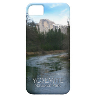 Half Dome in Yosemite National Park, California iPhone 5 Covers