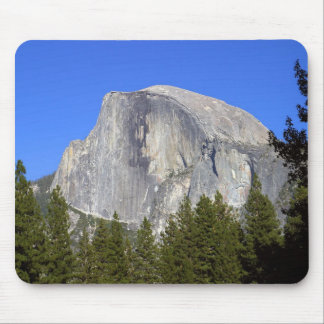 Half Dome In Yosemite National Park Great Mountain Mouse Pad
