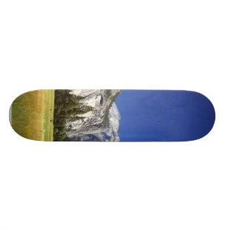 Half Dome In Yosemite National Park Skate Boards
