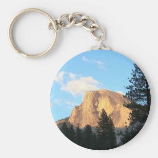 Half Dome keychain