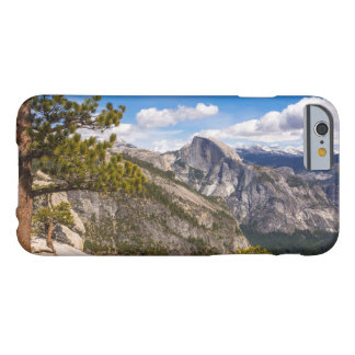 Half Dome landscape, California Barely There iPhone 6 Case