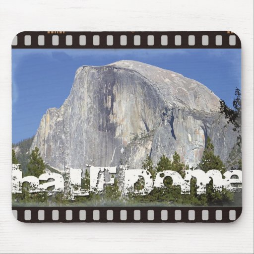 Half Dome Mouse Mats