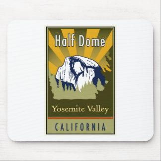 Half Dome Mouse Pad