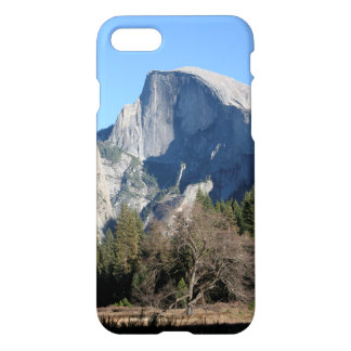 Half Dome on a Fall Afternoon iPhone 8/7 Case