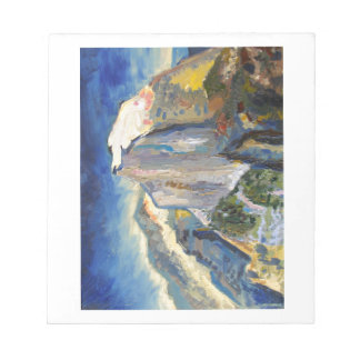 Half Dome Painting Notepad