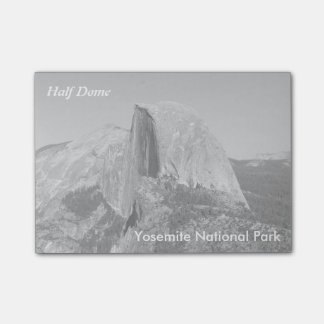 Half Dome Post-it Notes