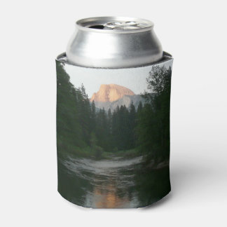 Half Dome Sunset in Yosemite National Park Can Cooler