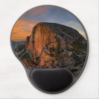 Half Dome Sunset - Yosemite Gel Mouse Pad