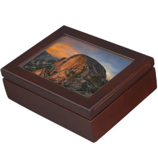 Half Dome Sunset - Yosemite Keepsake Box