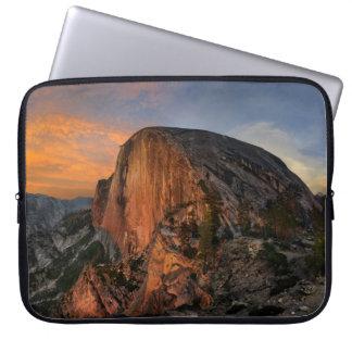 Half Dome Sunset - Yosemite Laptop Sleeve