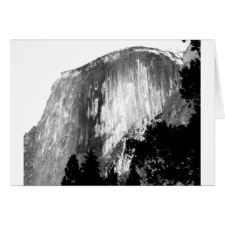 HALF DOME - Yosemite Card