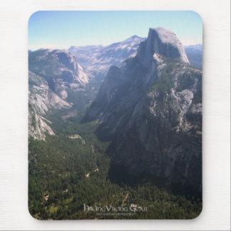 Half Dome, Yosemite Mouse Pad