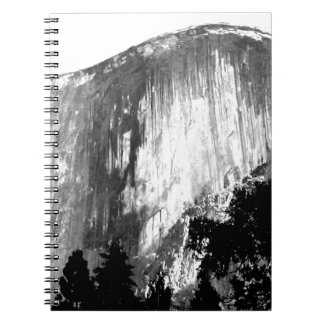 HALF DOME - Yosemite Notebook