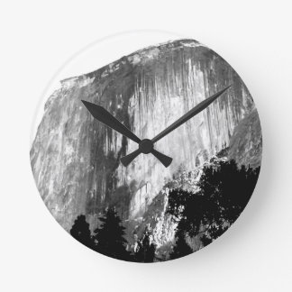 HALF DOME - Yosemite Round Clock