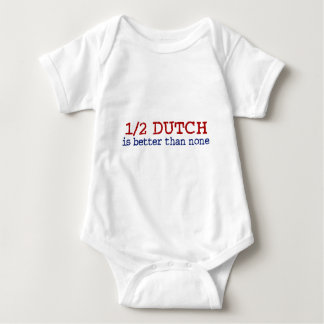 Half Dutch Baby Bodysuit