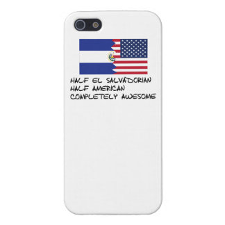 Half El Salvadorian Completely Awesome iPhone 5 Cover