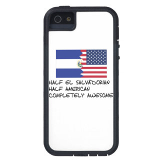 Half El Salvadorian Completely Awesome iPhone 5 Covers