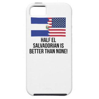 Half El Salvadorian Is Better Than None iPhone 5 Case