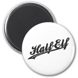 Half-Elf Magnet