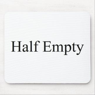 Half empty mousepads