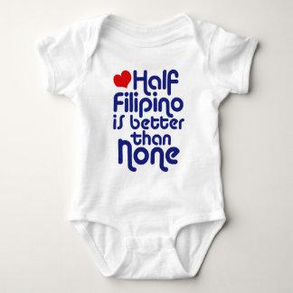 Half Filipino ... Baby Bodysuit