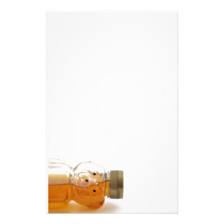 Half Full Honey Bear Tipped Customised Stationery