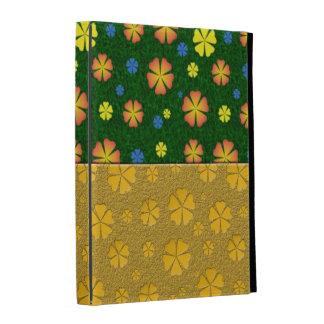 Half garden and half desert iPad folio cover