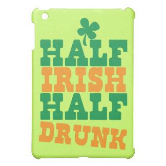 Half Irish Half Drunk iPad Mini Cases