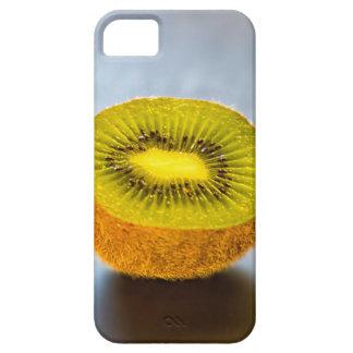 half Kiwi on the table iPhone 5 Case