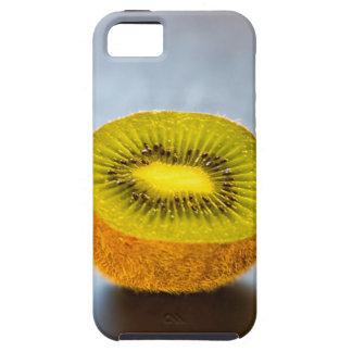 half Kiwi on the table Tough iPhone 5 Case