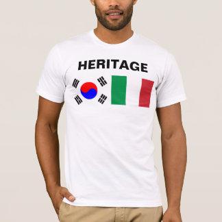 Half Korean, Half Italian T-Shirt