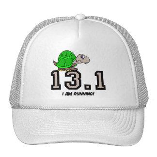Half marathon hats