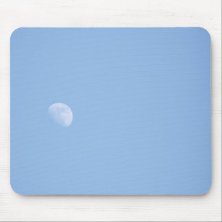 Half Moon at Dusk Mousepad