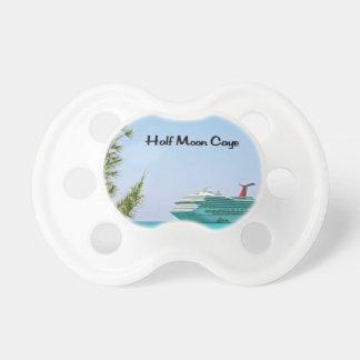Half Moon Caye Bahamas Baby Pacifier