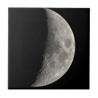 Half Moon Ceramic Tile