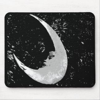 Half-Moon Mouse Pad